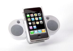 livespeakr iPod Speaker